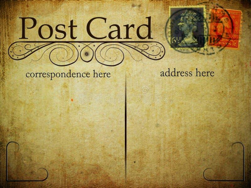 pocztówkowy rocznik ilustracji