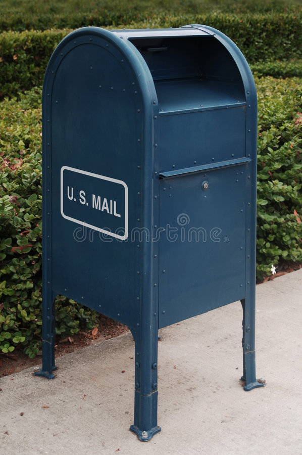 poczta, fotografia stock