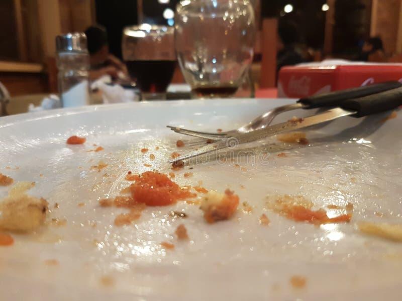Poczta gość restauracji zdjęcia royalty free