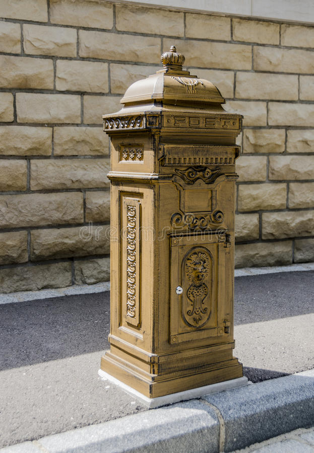 Poczta pudełko zdjęcie royalty free