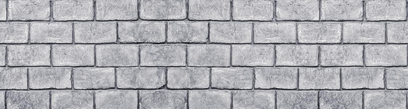 Podławej popielatej betonowej cegła bloku ściany szeroka tekstura Wielki grungy tło zdjęcia royalty free