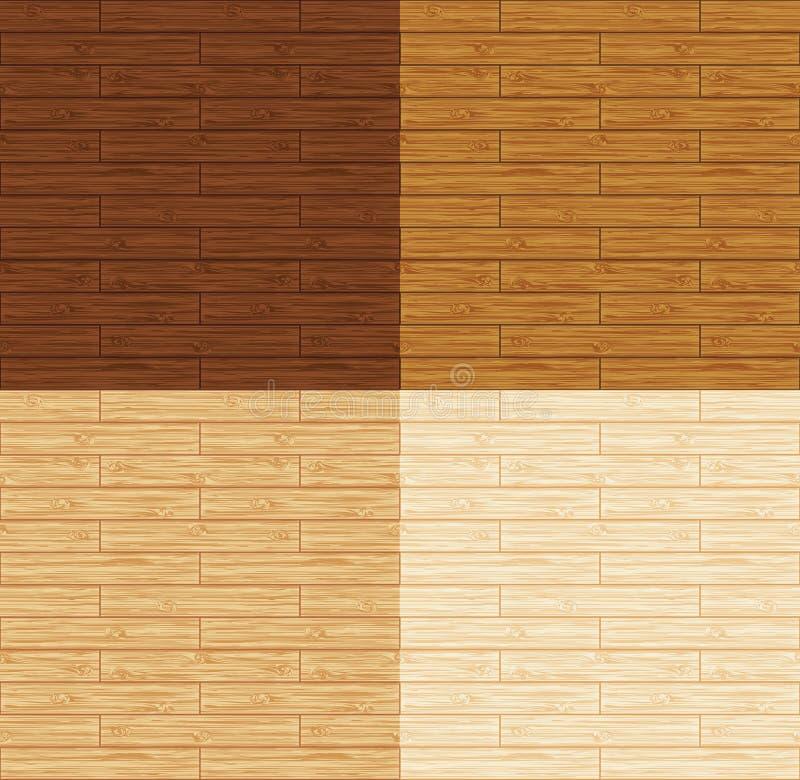 podłogowy bezszwowy drewno