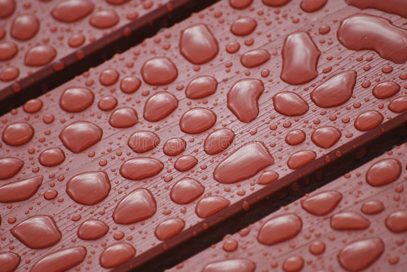 podłogowy wodny drewniany zdjęcie royalty free