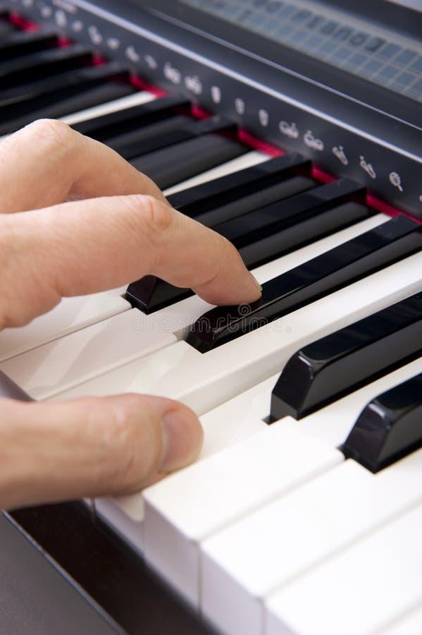 podaj pianino fotografia royalty free