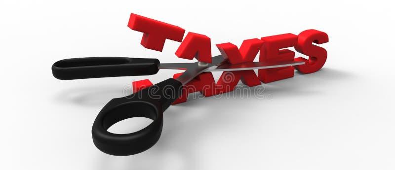 Podatki Ciący ilustracji