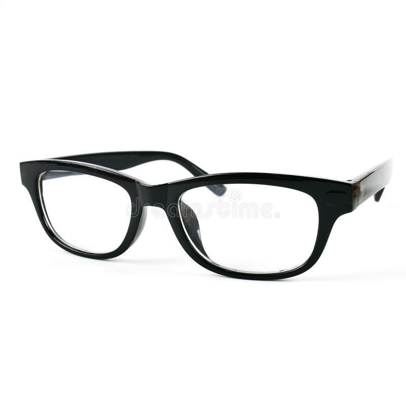 Podbitych Oczu szkła Odizolowywający Na Białym tle fotografia stock
