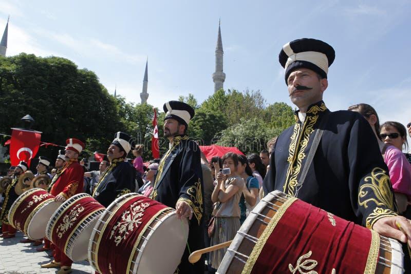 podbojowy Istanbul zdjęcia stock