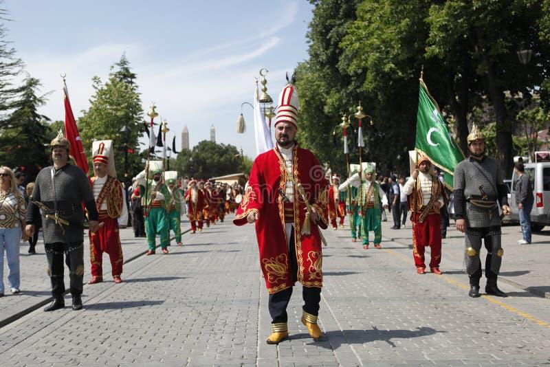 podbojowy Istanbul zdjęcia royalty free