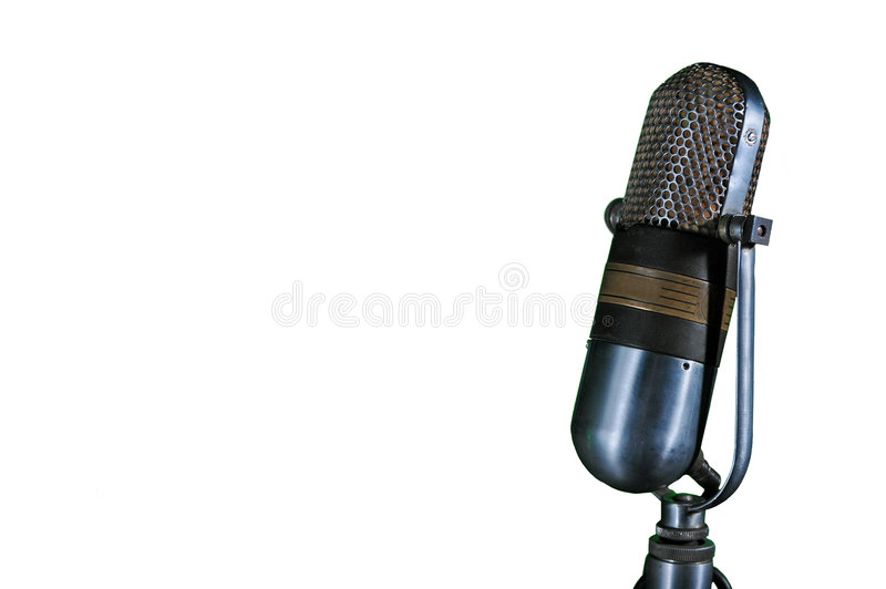 Podcast images stock