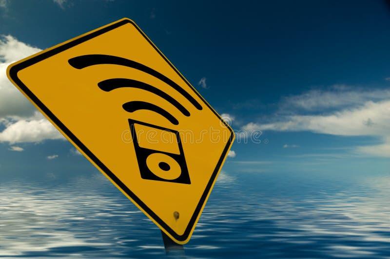 Download Podcast Sign stock illustration. Image of podcasting, sound - 6417818