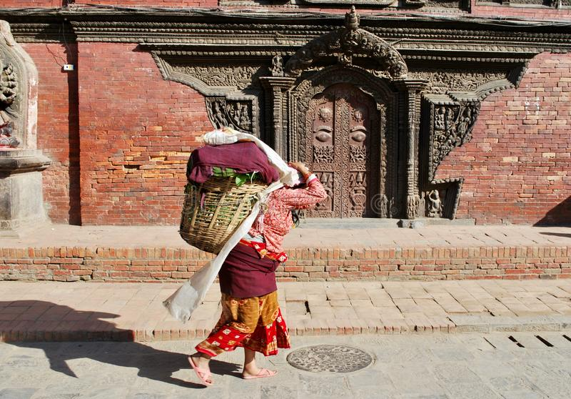 Podemos hacerla El trabajador de mujer fotografía de archivo libre de regalías