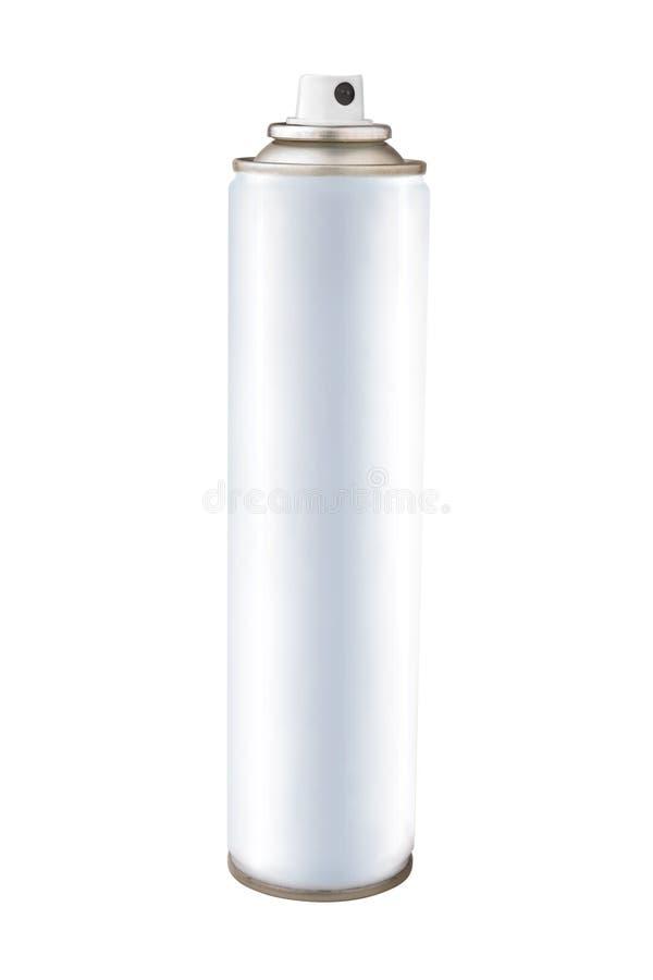 Poder de aerosol imagen de archivo libre de regalías