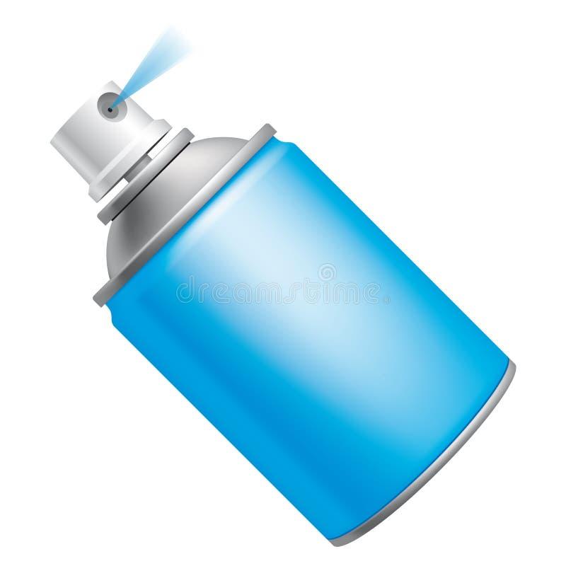 Poder de aerosol libre illustration