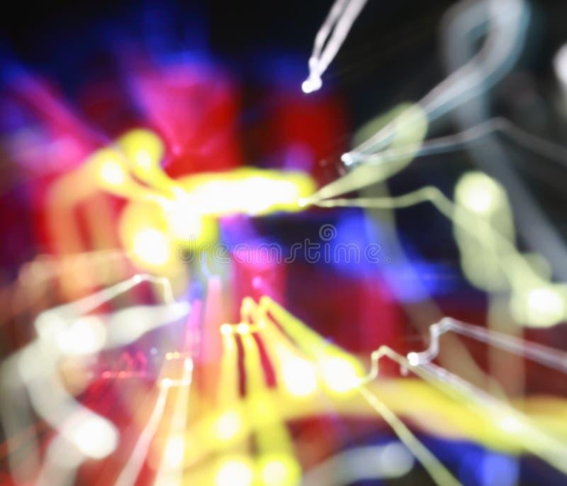 Poder de la luz. fotos de archivo
