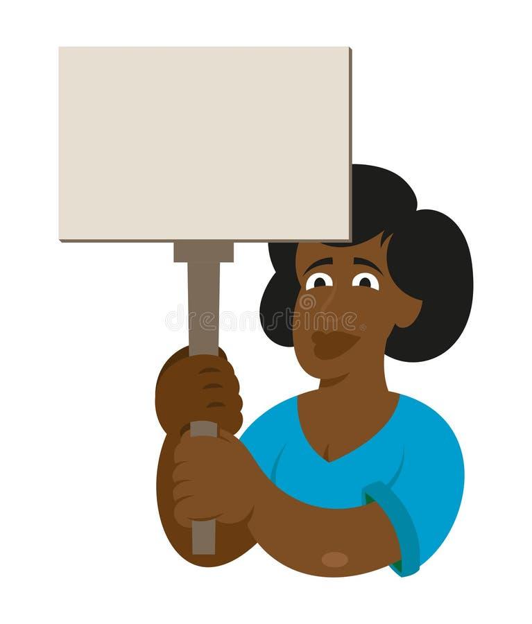 poder del feminismo de las mujeres libre illustration