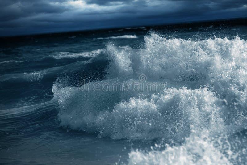 Poder del mar imagen de archivo libre de regalías