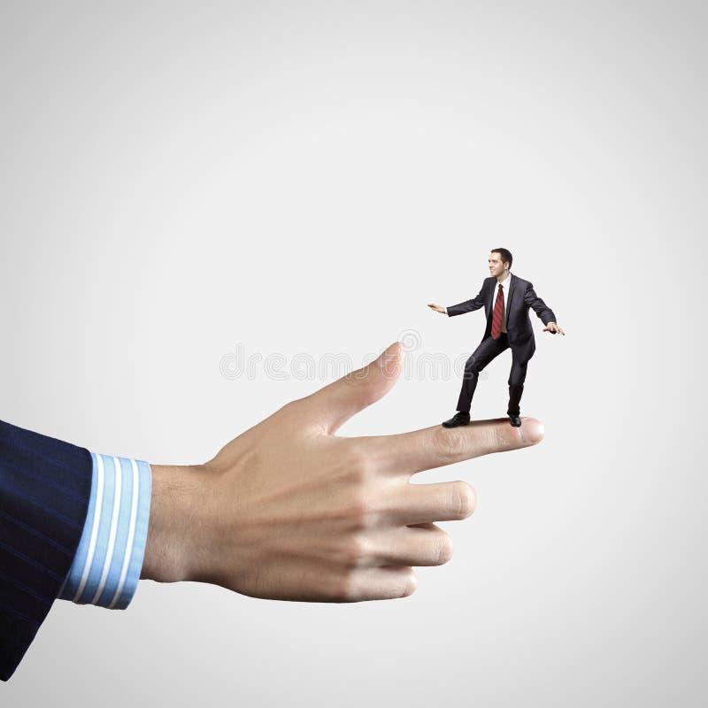 Download Poder del negocio imagen de archivo. Imagen de carrera - 41901775