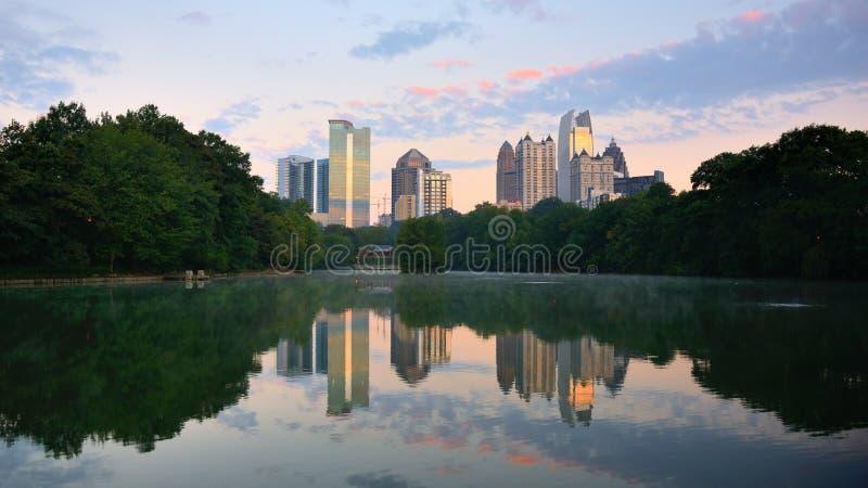 Podgórski Atlanta Park obrazy royalty free