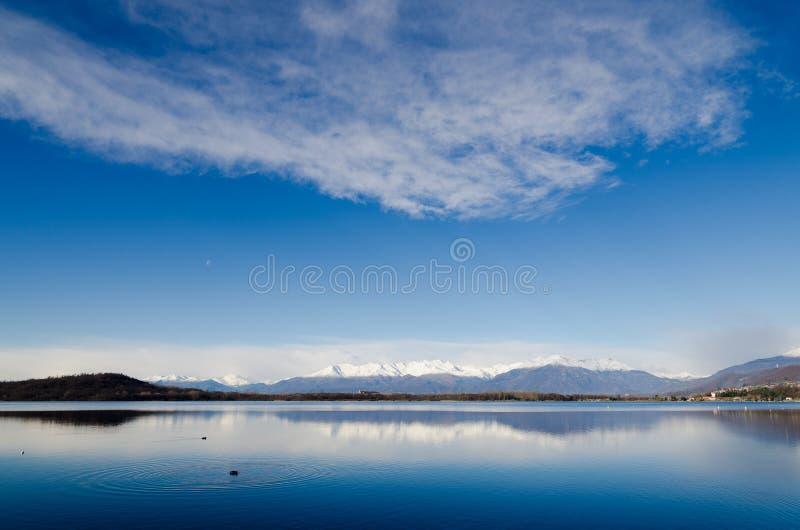 Podgórski jeziorny Sirio, Ivrea - obrazy royalty free