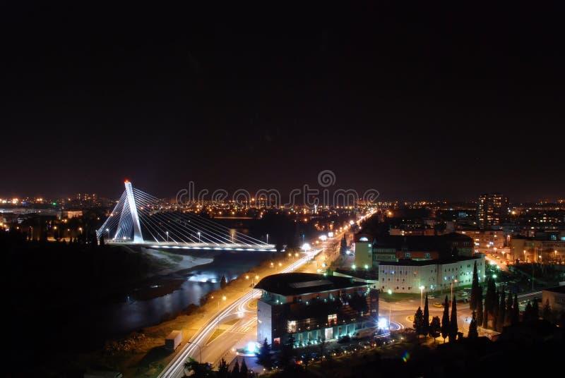 Podgorica fotografia stock