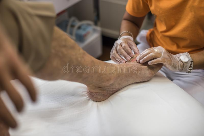 podiatry zdjęcia royalty free