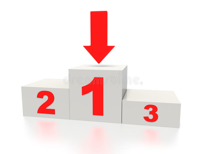 Download Podium Concepts Royalty Free Stock Images - Image: 32512559
