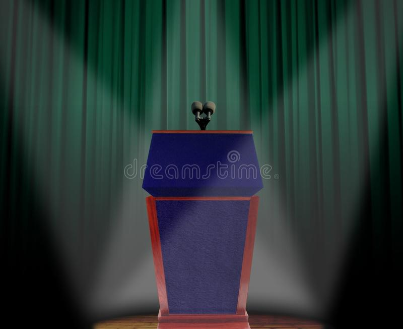 podiumetapp arkivfoton