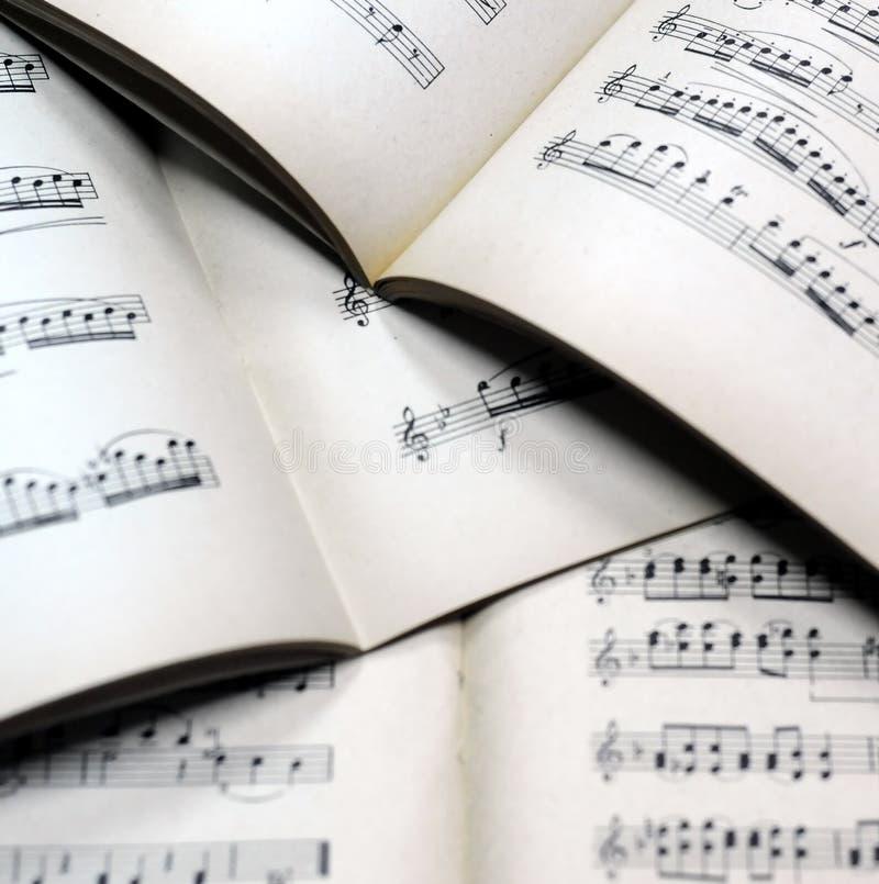 podkład muzyczny uwagi zdjęcia royalty free