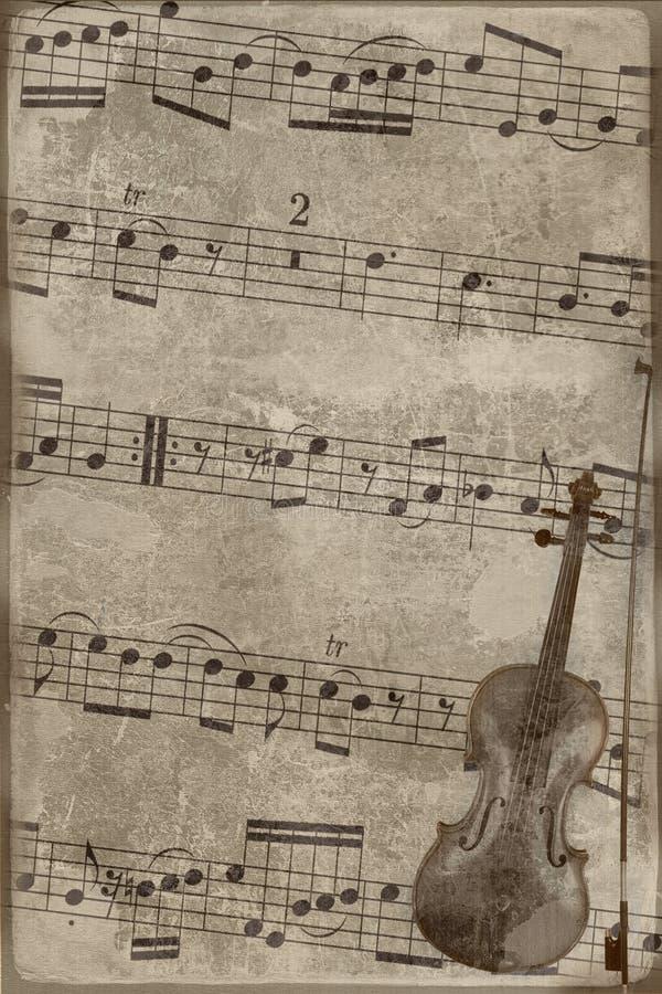 podkładu muzycznego roczne ilustracji