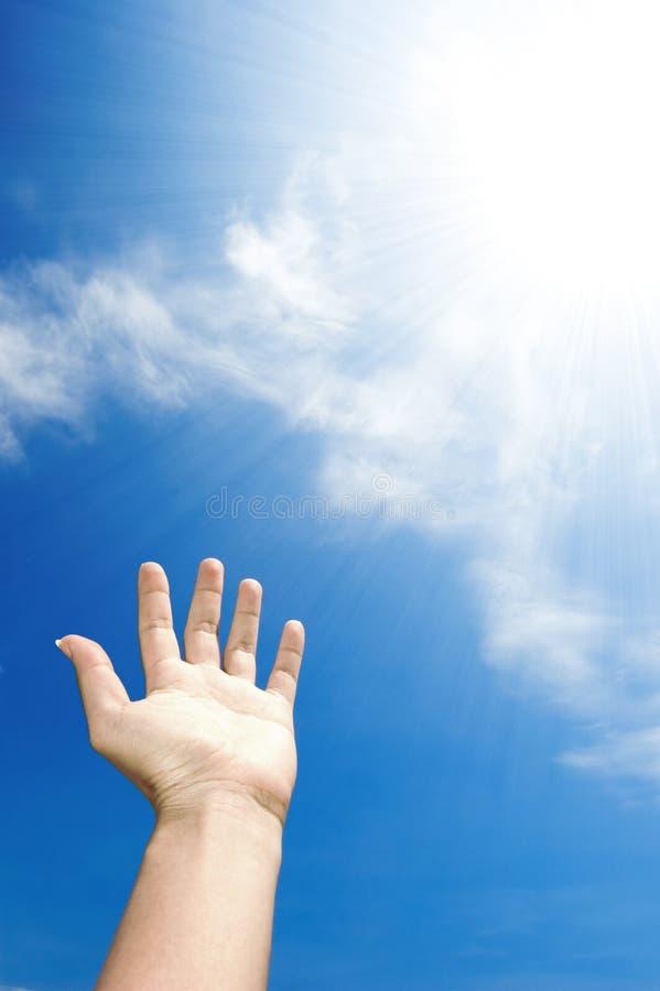 podnieśli ręce do nieba