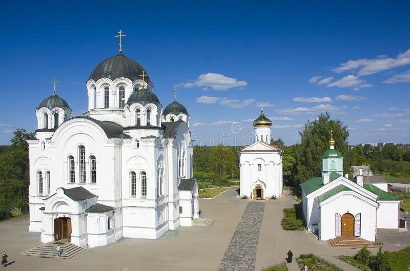 podnoszenie katedralny zdjęcie royalty free