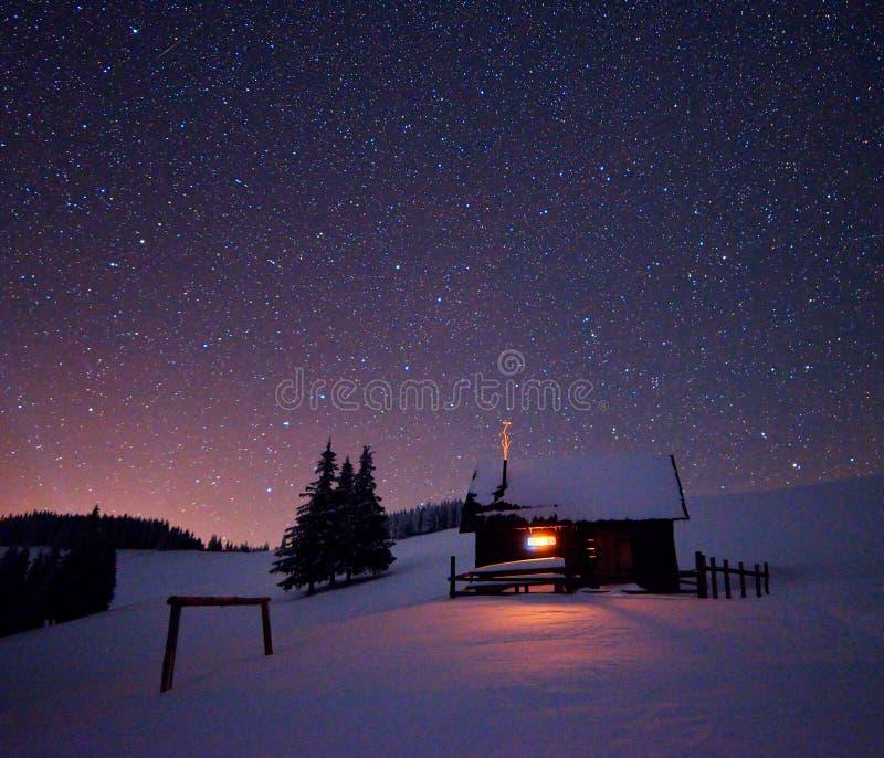 podobieństwo tła instalacji krajobrazu nocy zdjęcia stołu piękna użycia zdjęcie royalty free