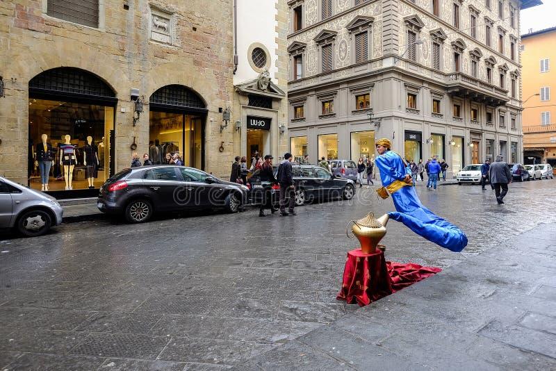 Podróż Europa, Florencja -, Włochy zdjęcia stock