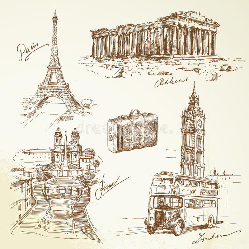 Podróż nad Europa