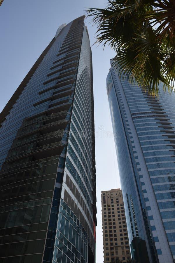 Podróż nieprawdopodobny Dubaj, Zjednoczone Emiraty Arabskie zdjęcie stock