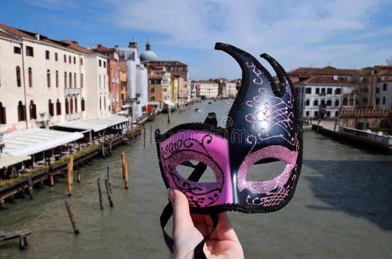 Podróż nieprawdopodobny Wenecja, Włochy obraz stock