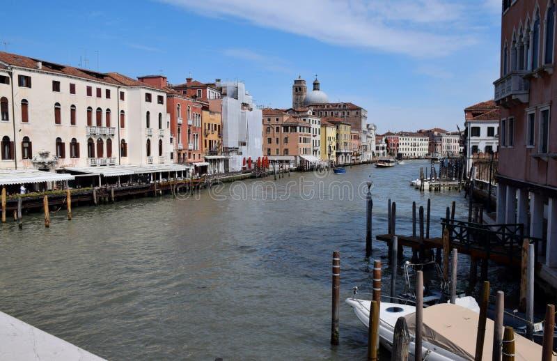 Podróż nieprawdopodobny Wenecja, Włochy fotografia stock