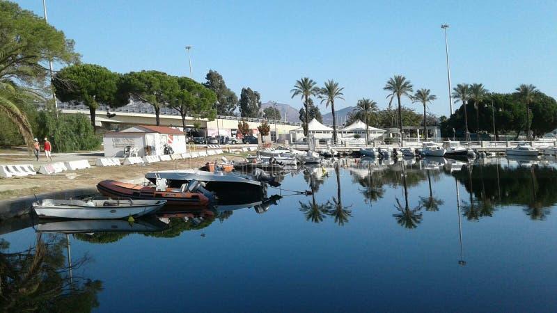 Podróż, Olbia, Sardinia obraz royalty free
