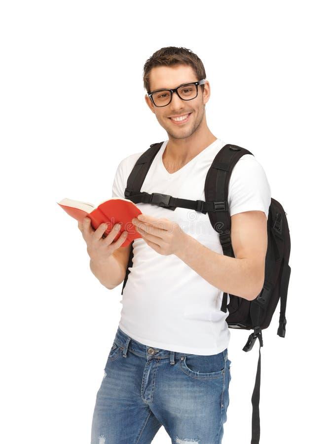 Podróżny uczeń zdjęcie stock
