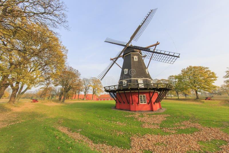 Podróżować w sławnym Kopenhaga obraz royalty free