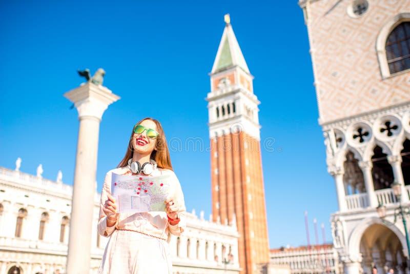 Podróżować w Wenecja obrazy royalty free