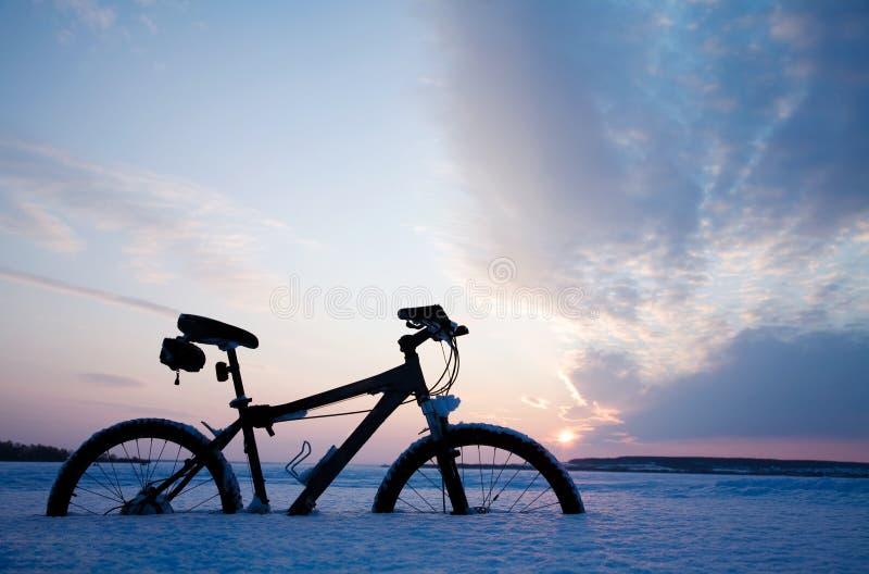 podróży zima zdjęcie royalty free