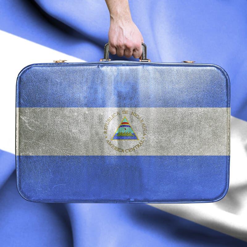 Podr?? Nikaragua obraz stock