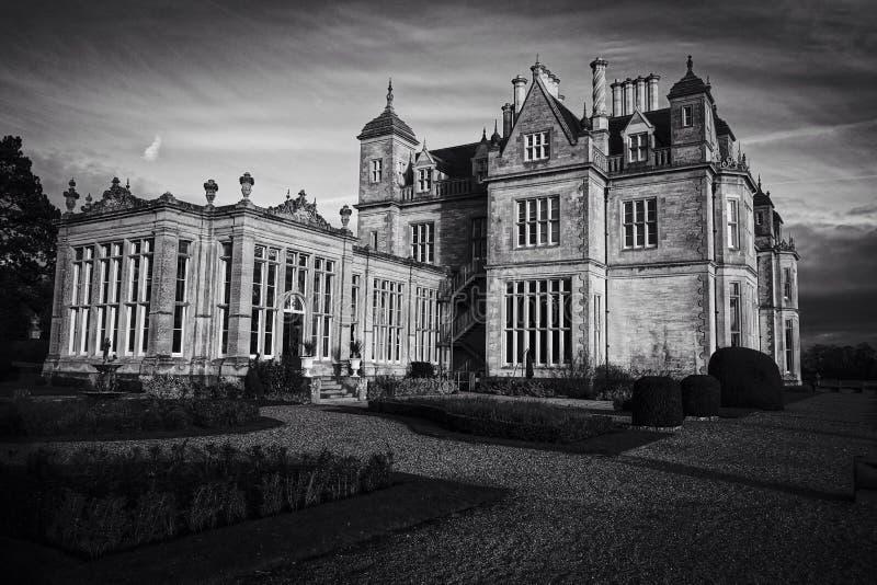 Podsyca Rochford Hall zdjęcie royalty free