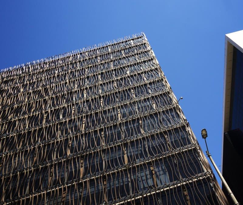Podtrzymywalna architektura w Kolumbia fotografia stock