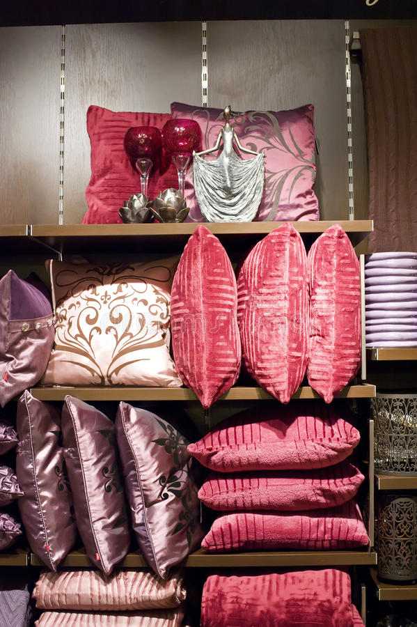 poduszki obrazy royalty free