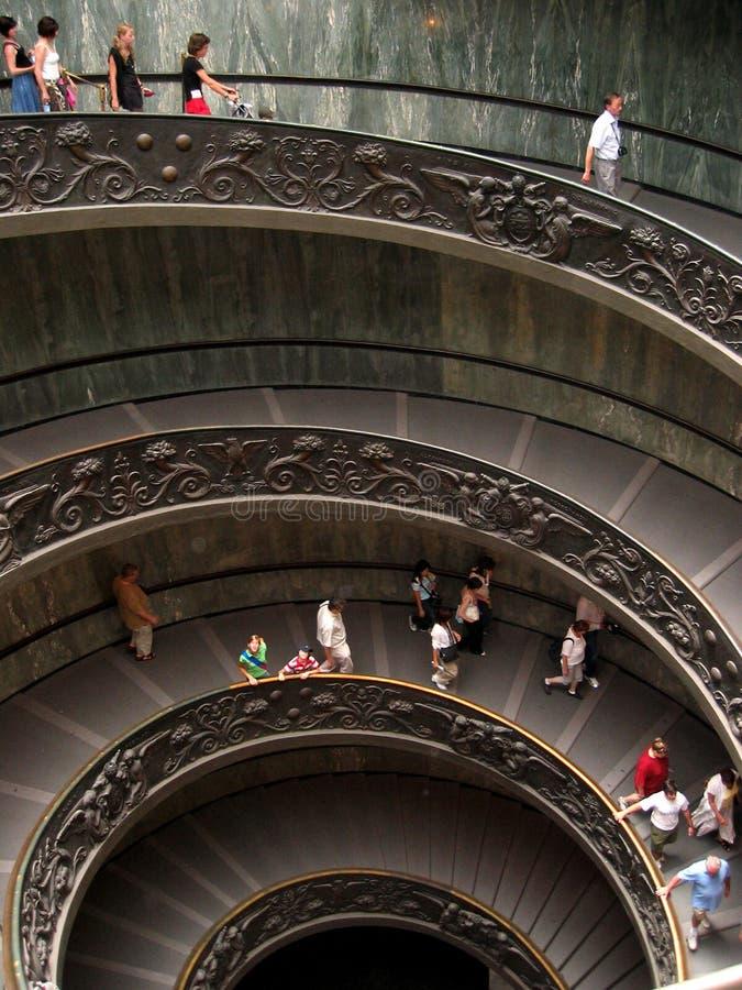 podwójna spirala zdjęcia stock