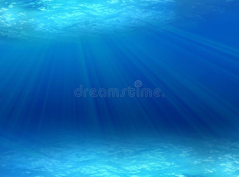 podwodny obrazy stock