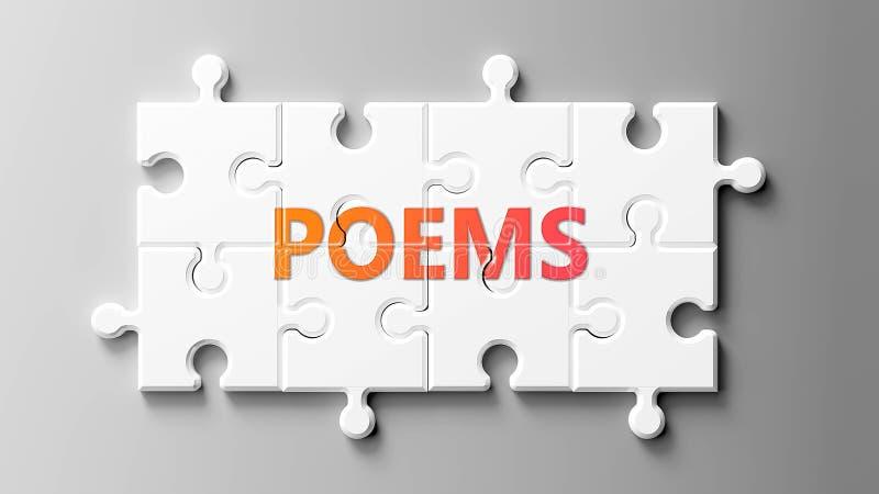 Gedicht puzzleteil