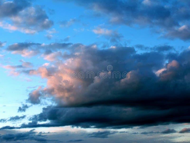 pogoda 3 sztormowa zdjęcia stock